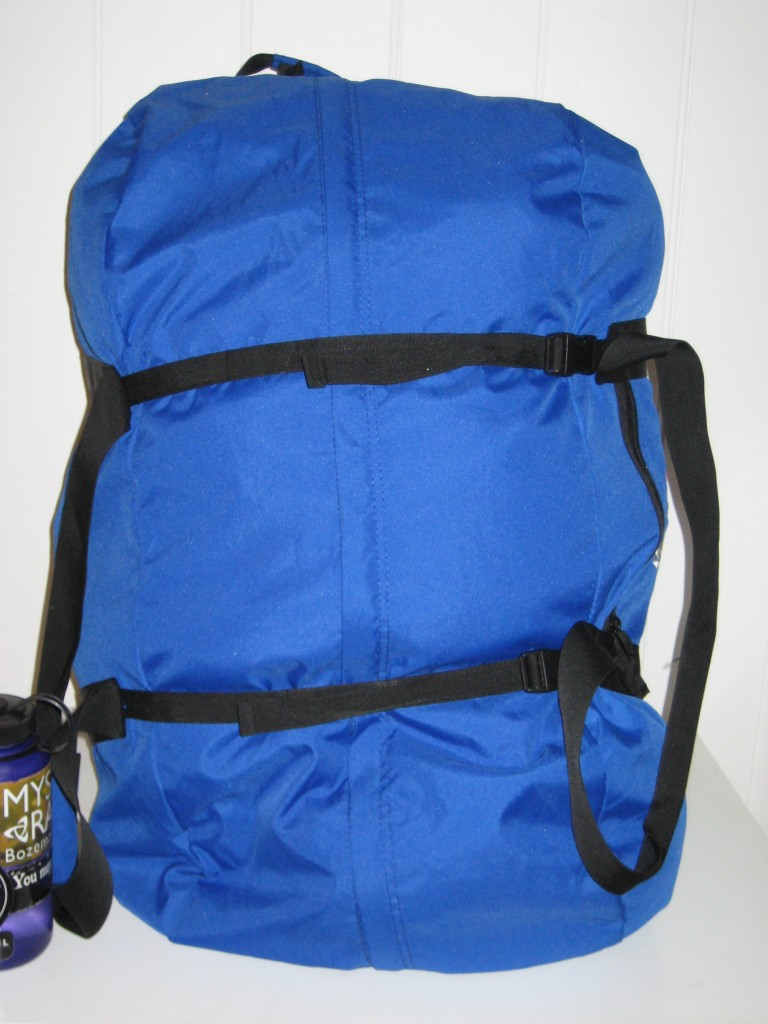 denali lapaz travel pack how to use